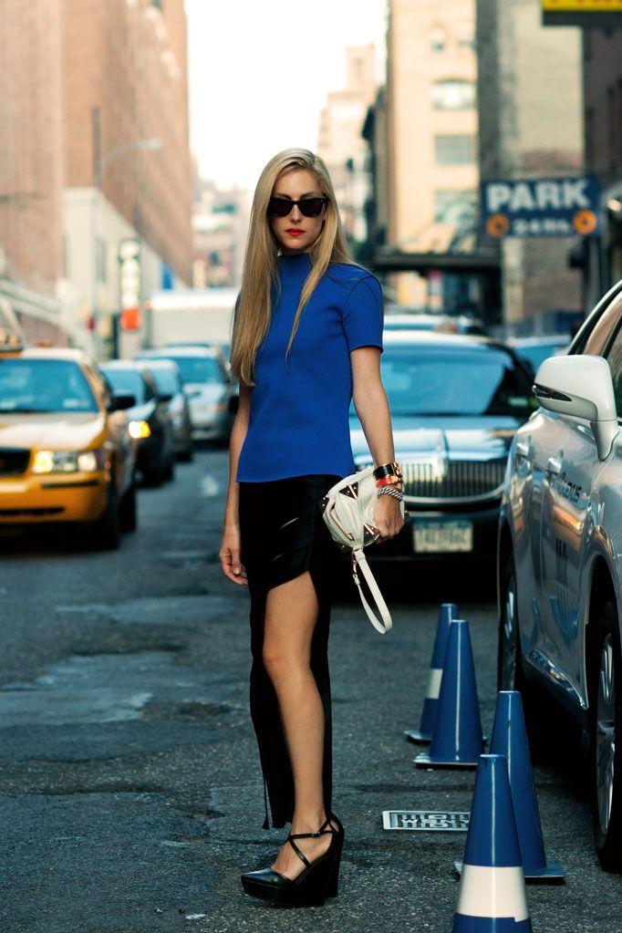 JOANNA HILLMAN Senior Fashion Market Editor, Harper's Bazaar U.S.