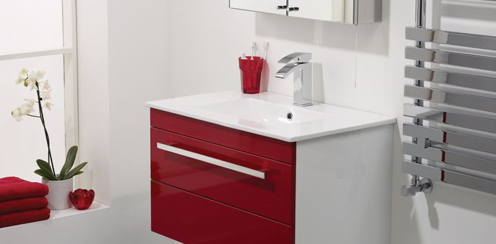 white shelf unit with red - Google zoeken | GIP interieur ...