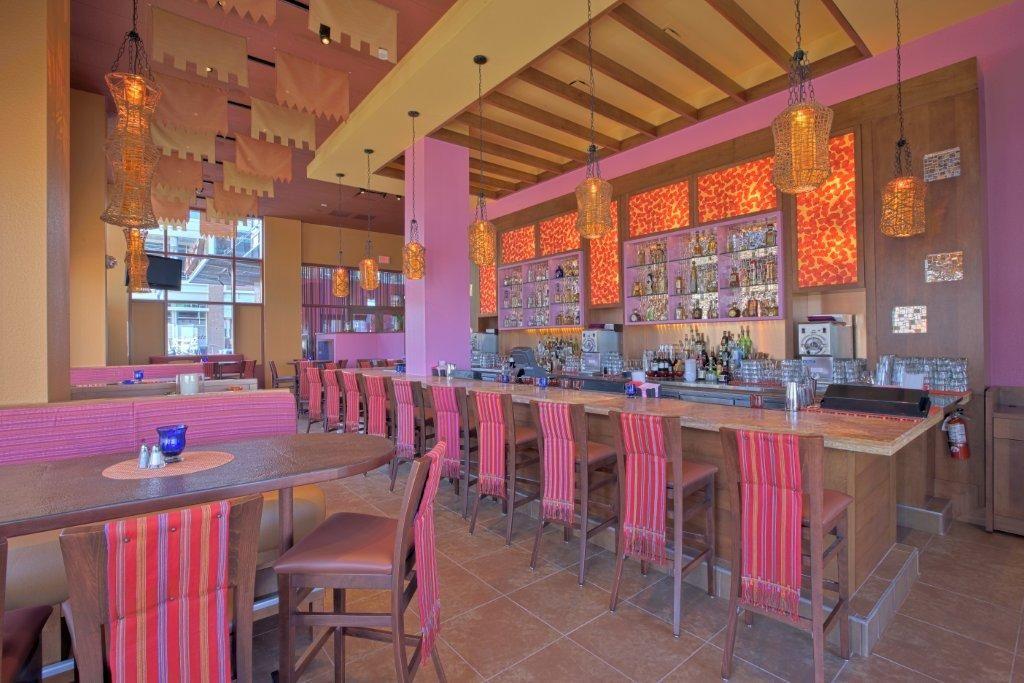 Enjoy a signature cocktail rosamexicano national harbor
