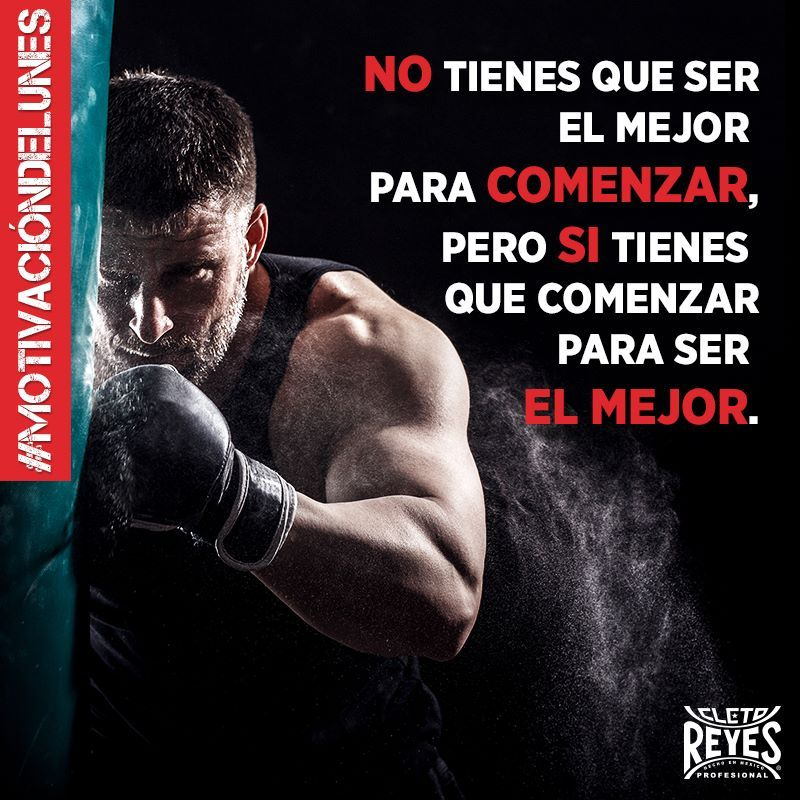Cletoreyes Workout Boxeo Boxinggloves Box Tip