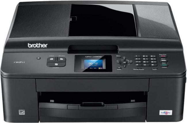 Brother Mfc J430w Driver Download Printer Elektronik