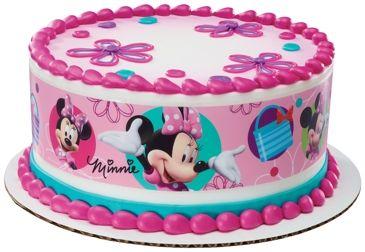 Stupendous Buy Locally Minnie Cake Minnie Mouse Cake Topper Mickey Cakes Funny Birthday Cards Online Elaedamsfinfo