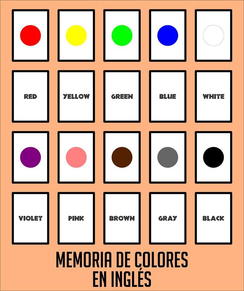 Pin En Fichas De Inglés