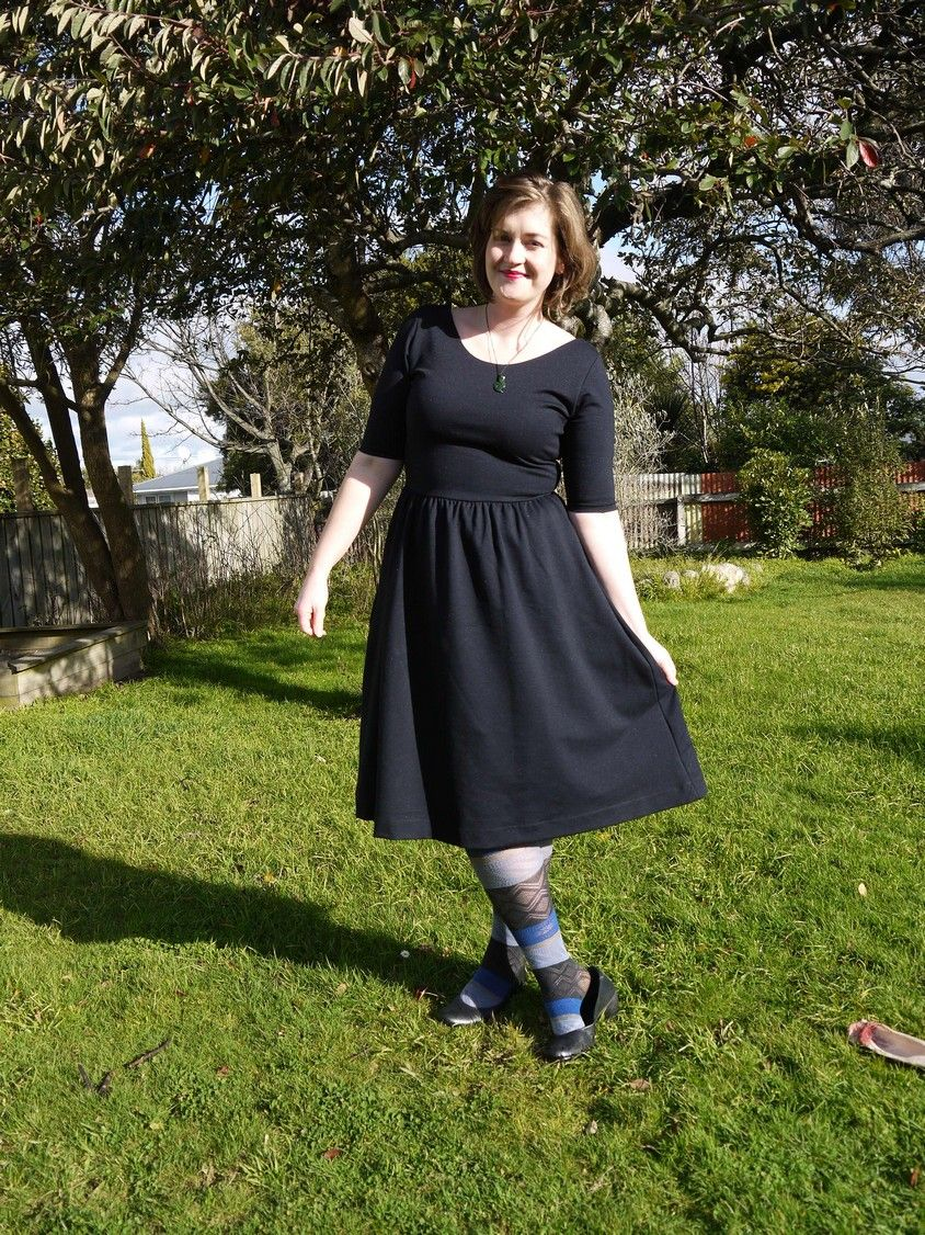 Pattern Review: Colette Moneta   Curvy Sewing Collective   old ...