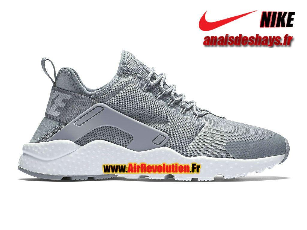promo code a4f12 cdc7a Boutique Officiel Nike Air Huarache Ultra Homme Discret Blanc 819151-003H.  Nike Air Huarache Ultra - Chaussures Nike Sportswear Pas Cher Pour ...