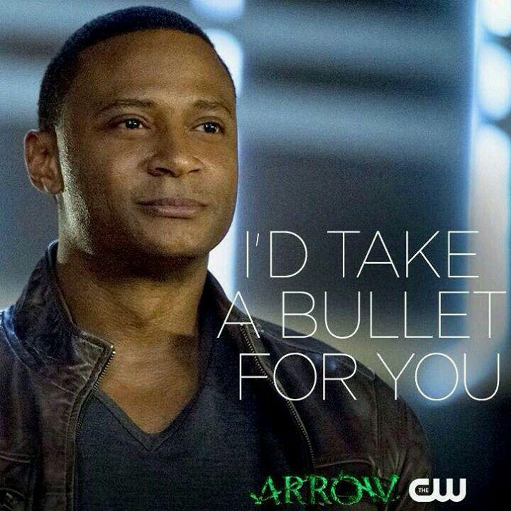 John Diggle #Arrow