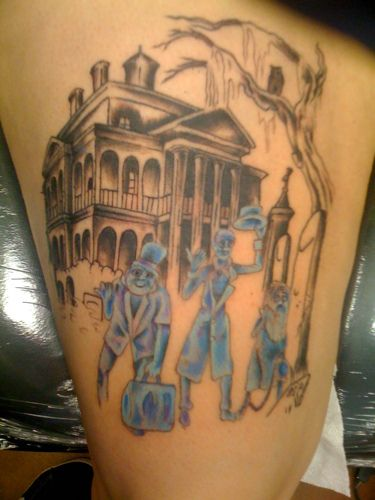 Haunted mansion tattoo haunted mansion tattoo tattoo and tatting haunted mansion tattoo recent photos the commons getty collection galleries world map app gumiabroncs Image collections
