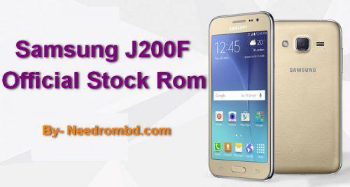 Samsung J2 J200f Combination Stock Firmware Samsung Firmware