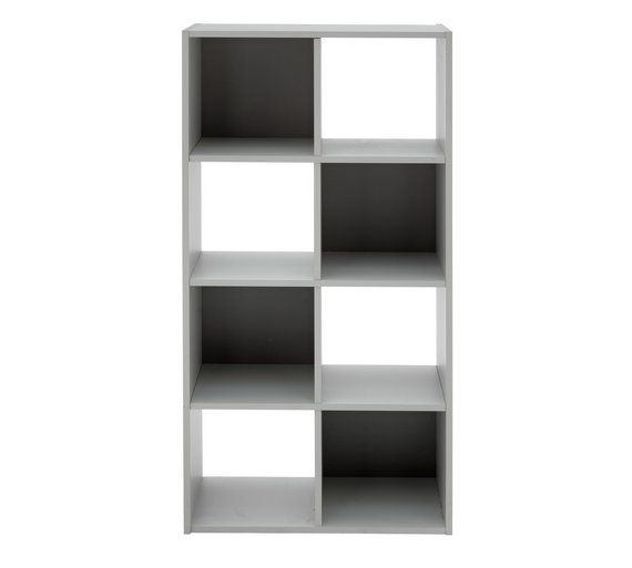 Buy Argos Home Squares 8 Cube Storage Unit Grey Storage Units And Drawers Argos Cube Storage Unit Cube Storage 8 Cube Storage Unit