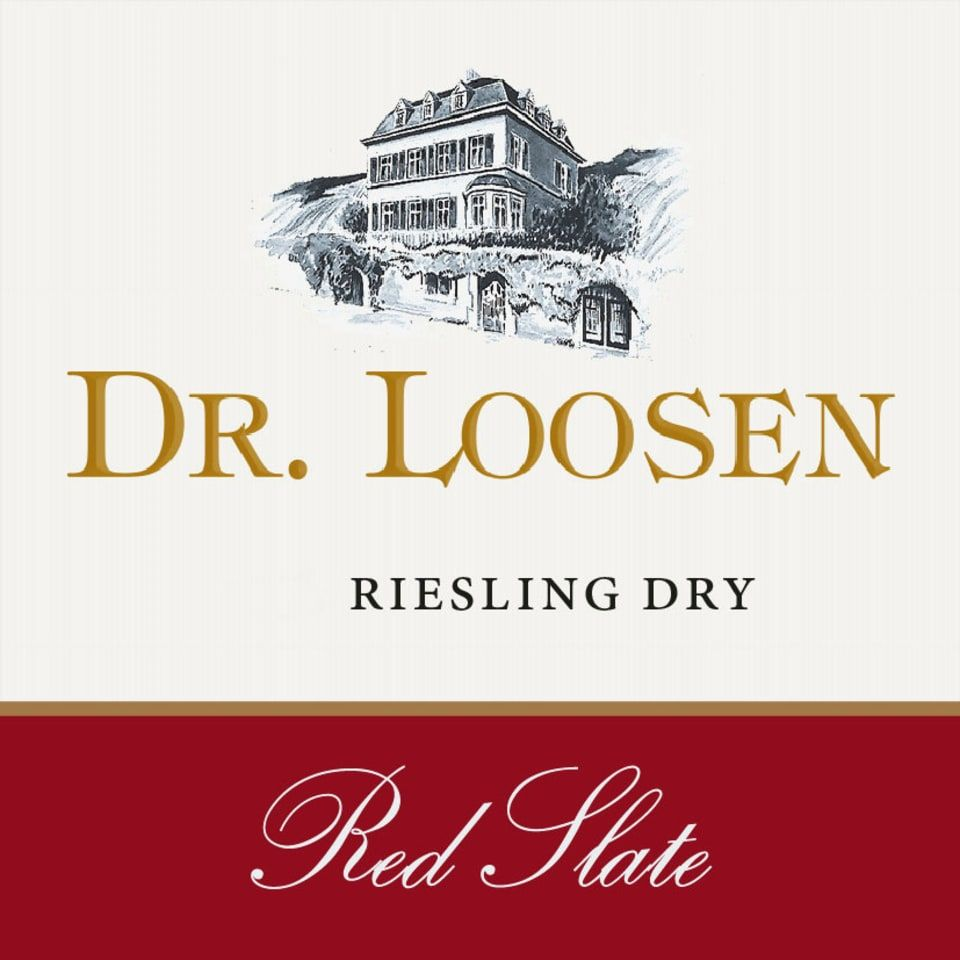Dr Loosen Red Slate Dry Riesling 2017 Riesling Wine Night Appetizers Dry Wine
