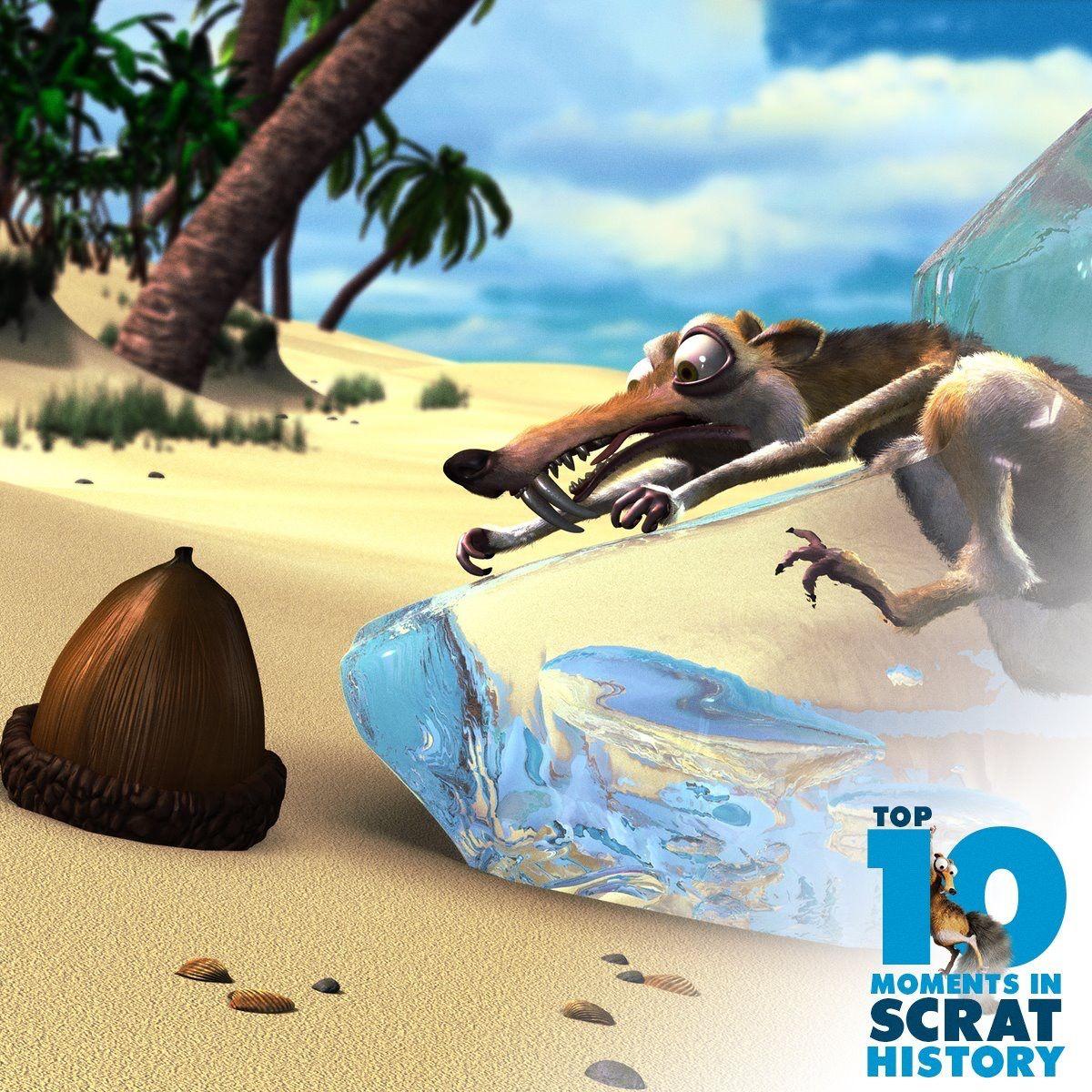 Scrat moment #10