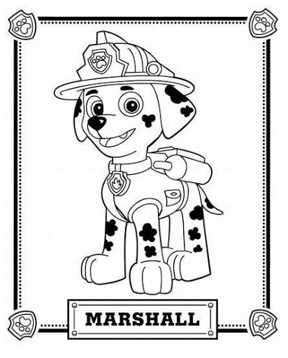 Paw Patrol Coloring Pages My Peyton Pinterest Paw Patrol Coloring Pages Paw Patrol