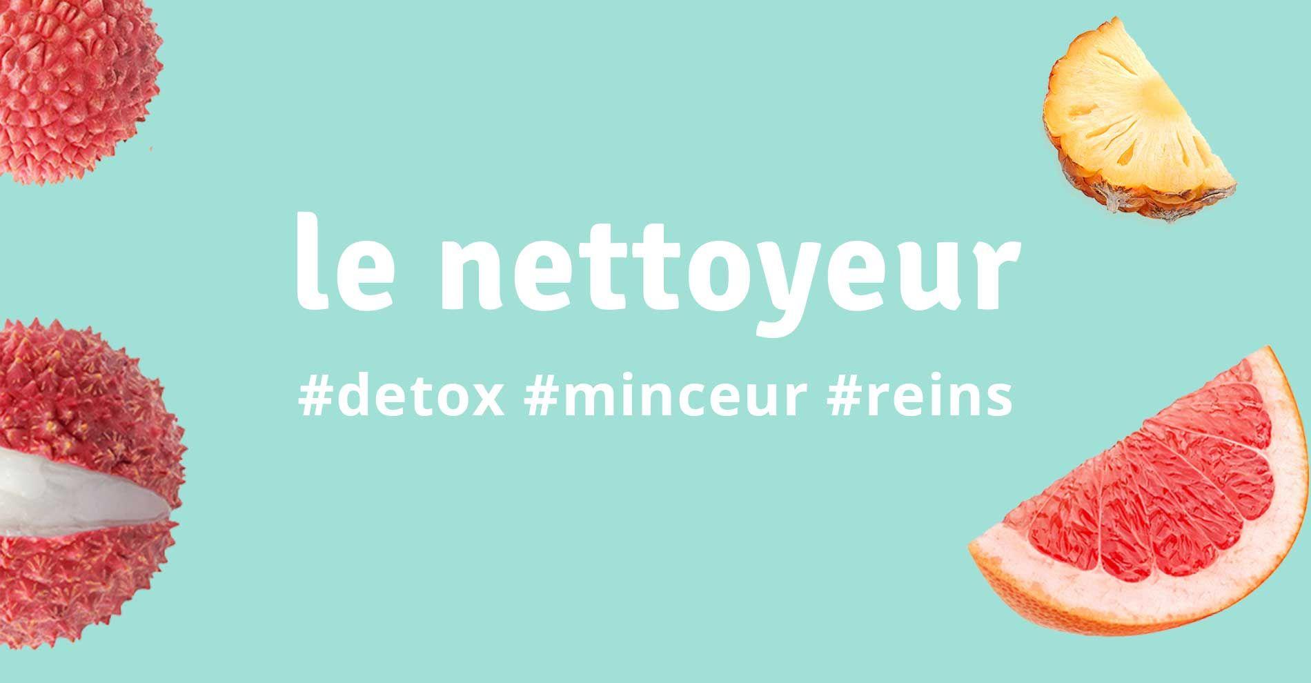 Top 5 jus detox pour extracteurs de jus (recettes