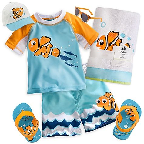 83a9d833b6 Disney Finding Nemo Swim Collection for Baby Boys | Disney Store ...