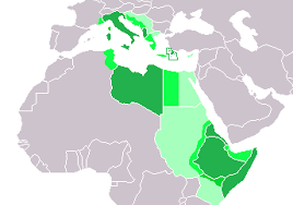 Área De Influencia Del Fascismo Italiano Siendo Muy Optimistas - Anti Fascismos Map Us