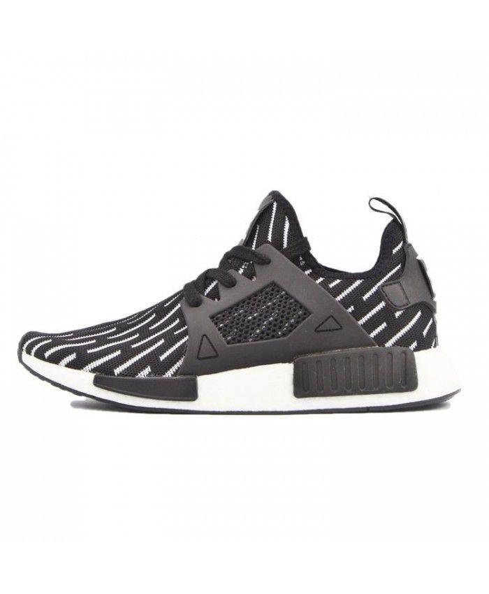 7d9881a7fef9c Adidas Originals NMD XR1 Black White S81532