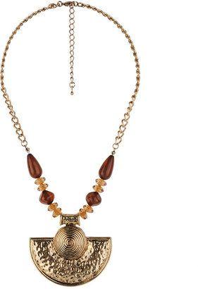 Shopstyle hypnotic pendant necklace moroccan style fashion shopstyle hypnotic pendant necklace mozeypictures Choice Image