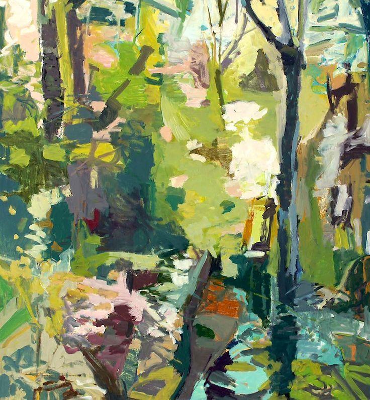 Ryan Cobourn - Woods | #art #inspiration... - Rick Stevens Art
