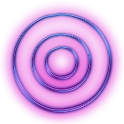 Neon Purple Circle Glowing Purple Neon Icons Symbols Shapes Icons Etc Purple Neon Purple Symbols