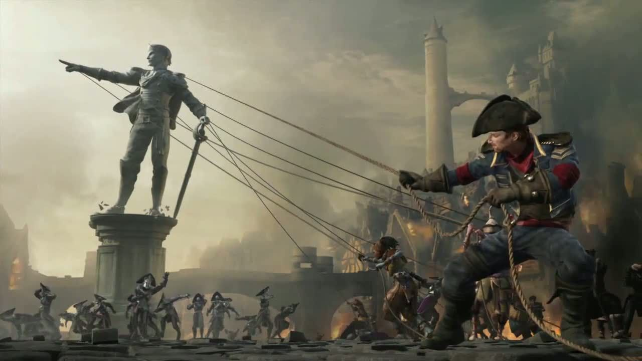 fable 2 tv ad   Fable Ii: