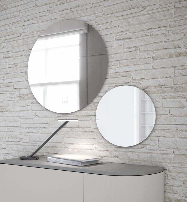 Espejos decorativos espejos de cristal espejos modernos for Espejos circulares decorativos