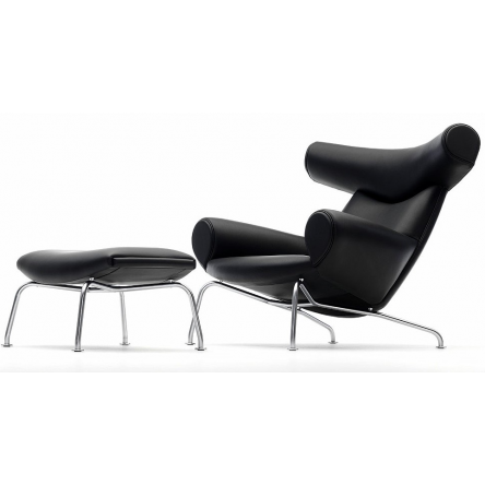 One Of The Most Famous And Comfortable Lounge Chairs The Ox Chair