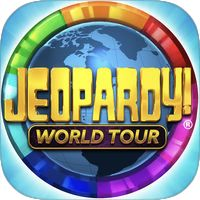 Jeopardy! World Tour by Sony Pictures Television Wheel