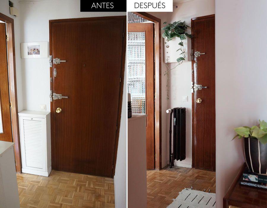 La decoración de mi pasillo Room makeovers Pinterest Pasillos
