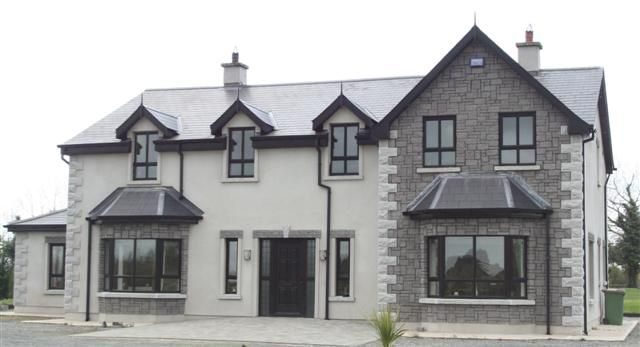 Residential #Stone #Cladding Project Recently Completed By SN Granite In  Ireland