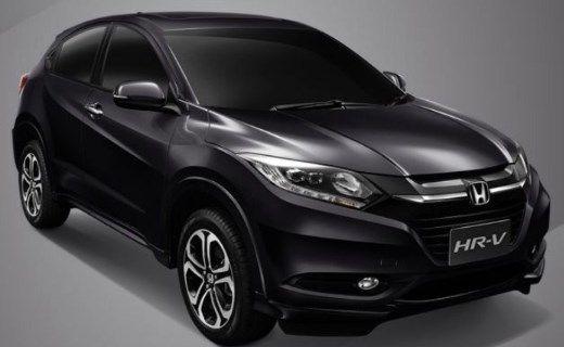 2020 honda hrv redesign  turbo kit  black edition