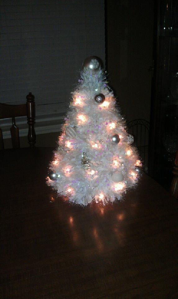 coat hanger christmas trees   Hanger christmas tree ...