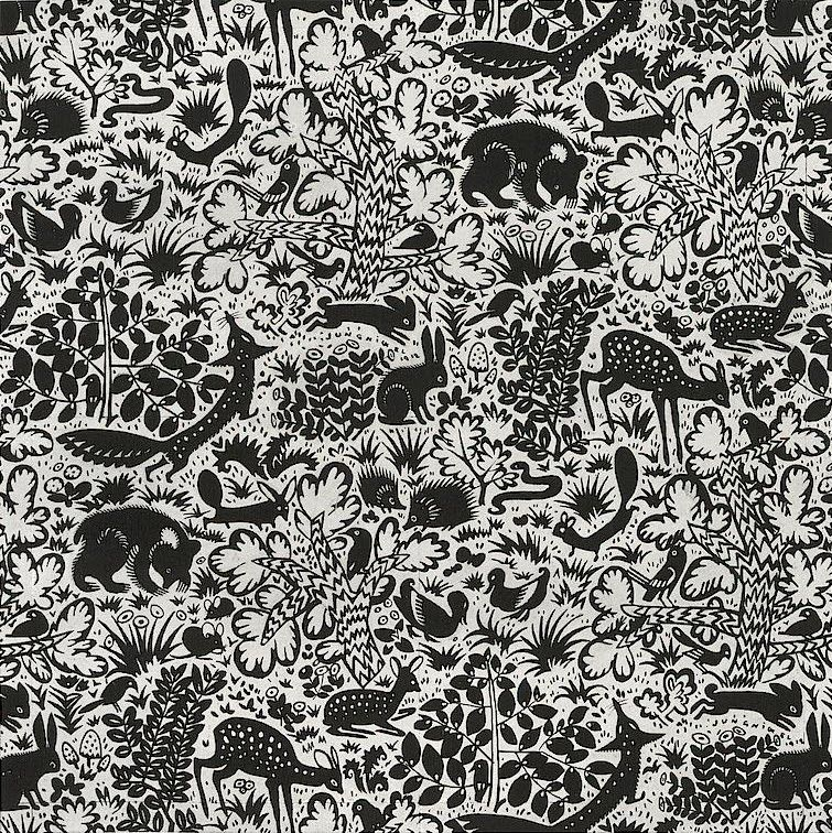 Find the squirrel: The Textile Blog: Ludwig Heinrich Jungnickel and the Exuberance of Decoration and Pattern