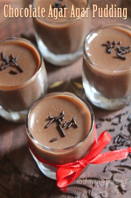 Chocolate Agar Agar Pudding Recipe Cocoa Pudding Recipe Yummy Tummy Chocolate Recipes Homemade Agar Agar Pudding Recipe Cocoa Powder Recipes
