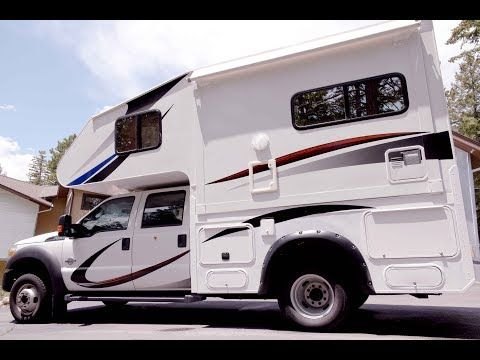Host Campers 2018 Cascade Truck Camper Youtube Camper Truck
