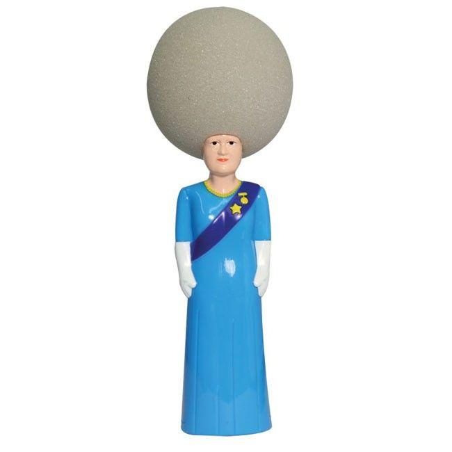 Esponja Rainha Eliz-a-brush