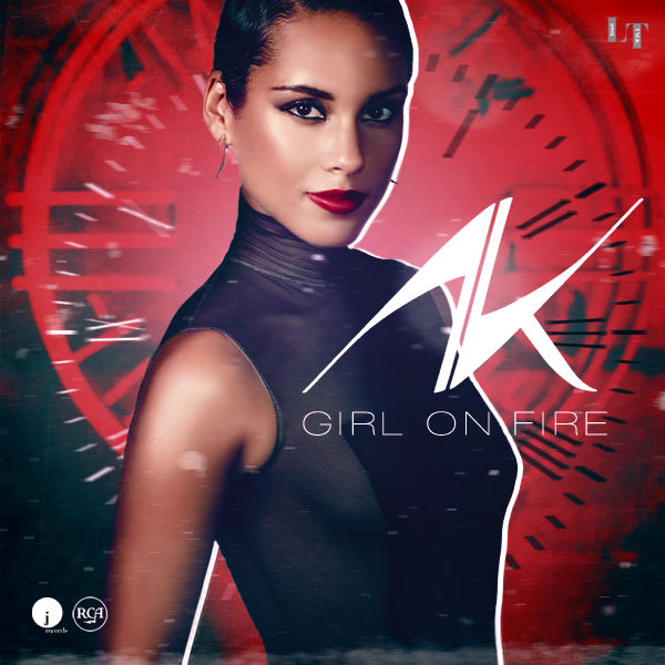 alicia keys girl on fire song download free