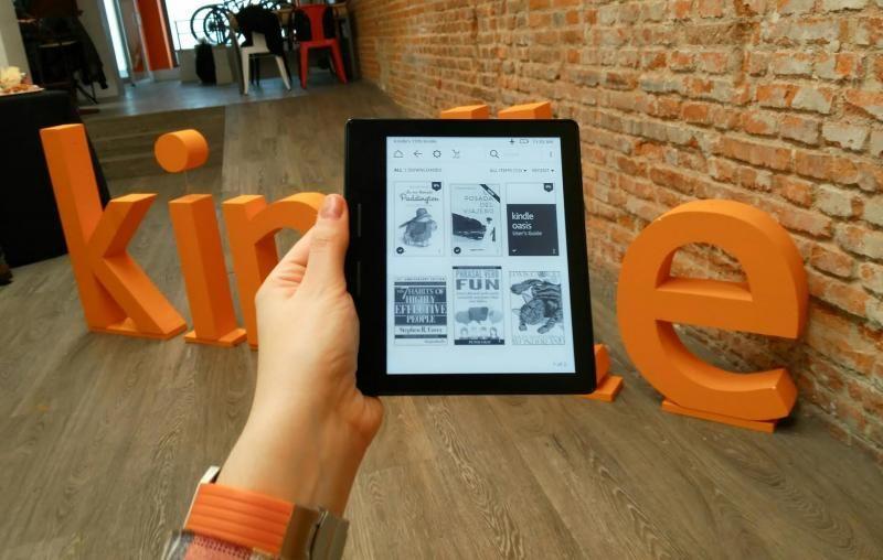 Kindle Oasis: nuevo #diseño y pantalla para el mejor lector de libros electrónicos - Contenido seleccionado con la ayuda de http://r4s.to/r4s