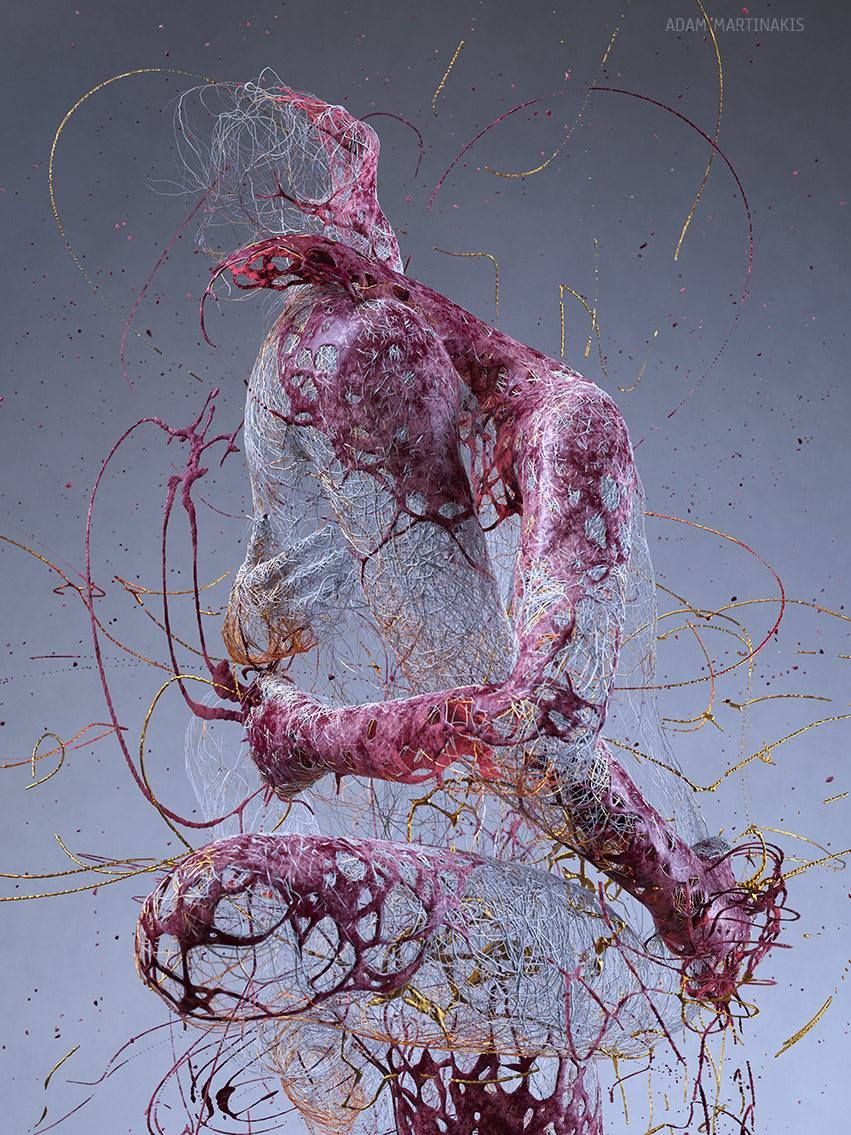 Adam Martinakis Connects Spirit And Material Into Emblematic Scenes  —  Visual Atelier 8