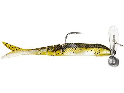 Naked king fish