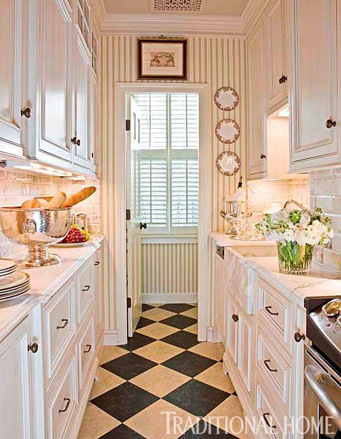 Visions Of Grandeur Galley Kitchen Design Kitchen Design Small Kitchen Inspirations