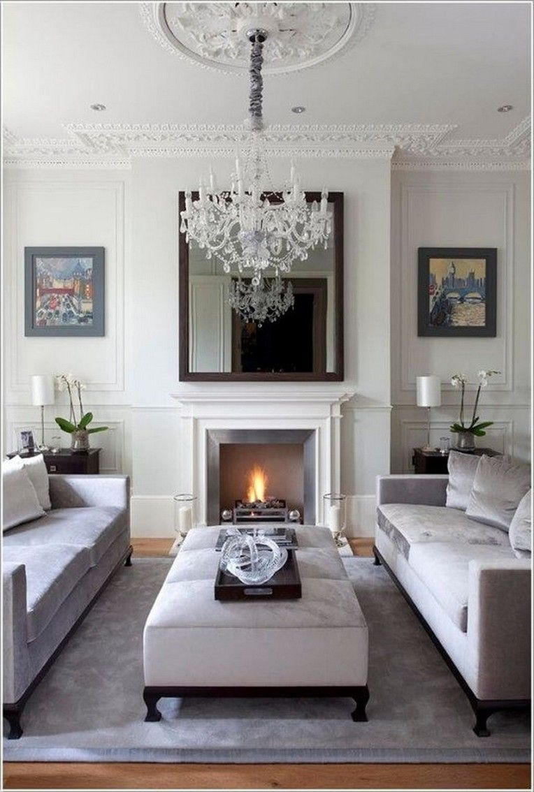 44 Beautiful Sofa Set Designs Ideas For Small Living Room Livingroom Layout Formal Living Rooms Trendy Living Rooms