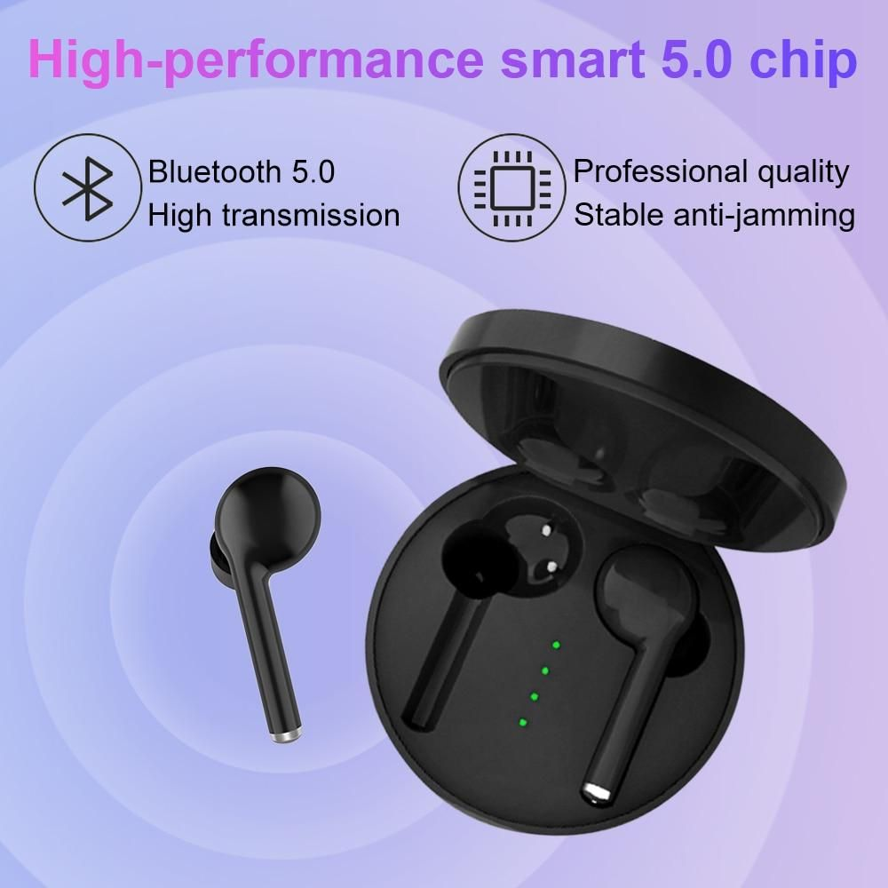 Tw40 Tws Wireless Earphones Microphone For Iphone 11 Pro Max For Samsu Outoff Wireless Earphones Bluetooth Earphones Earphone