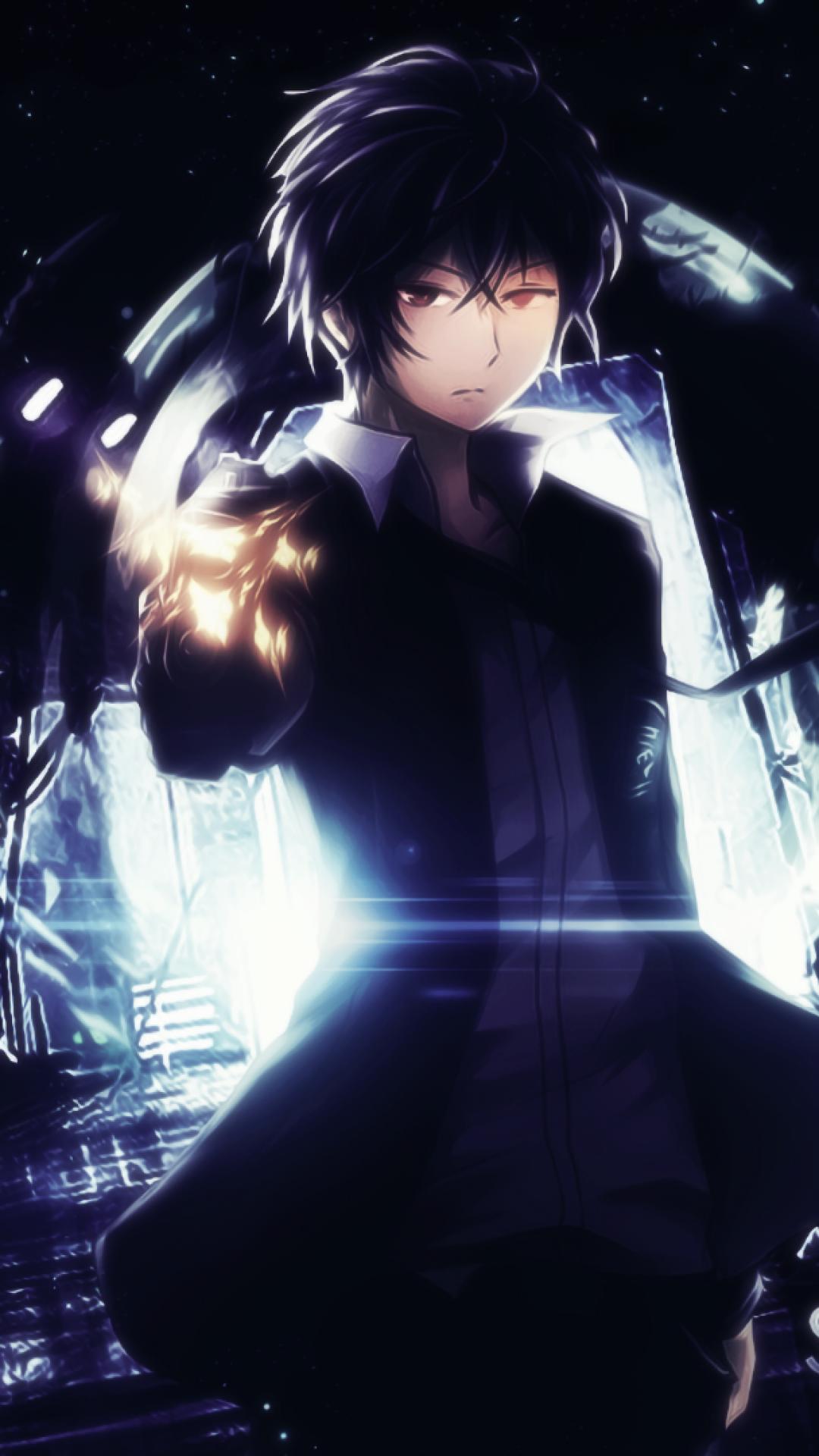 Satomi Rentarou, Black Bullet, Anime Boy