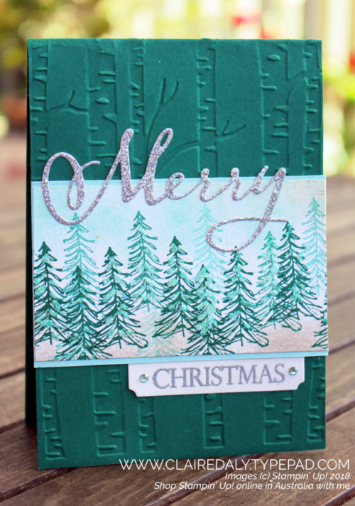 Heart of Christmas Week 4 – Weihnachtskreationen von Art With Heart Stampin 'Up! Team, Australien   – Cricut Cards