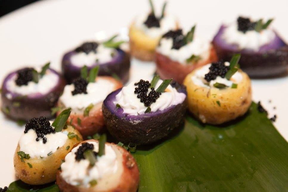 Great food can make an event something truly memorable