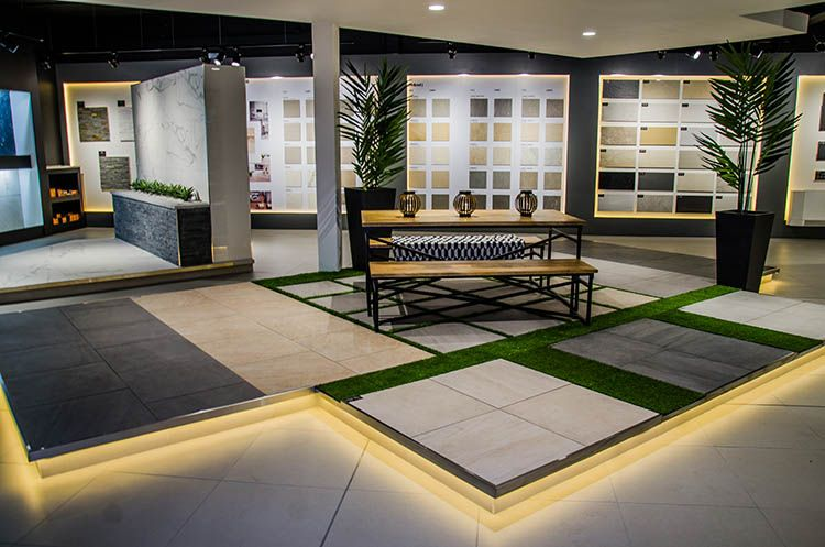 Tile Merchant | Showroom | New Ideas | Pinterest | Salas de ...