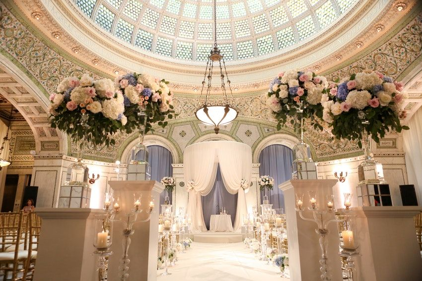 Chicago Cultural Center Wedding.Wedding At The Chicago Cultural Center Planning Big City