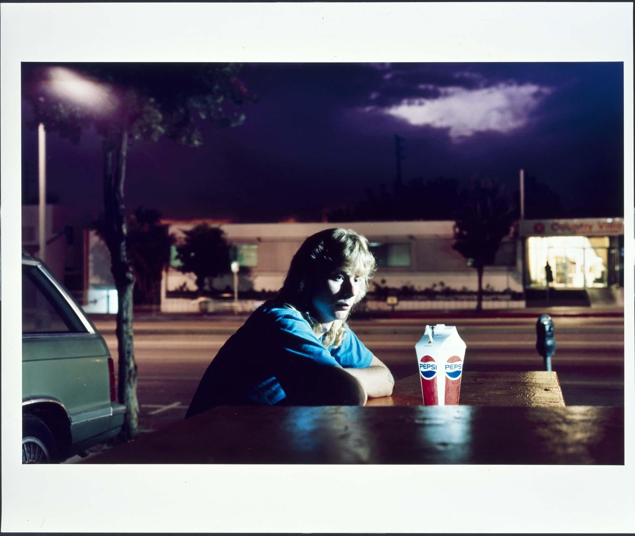 Philip-Lorca DiCorcia - Brent Booth; 21 Years Old; Des Moines, Iowa ...