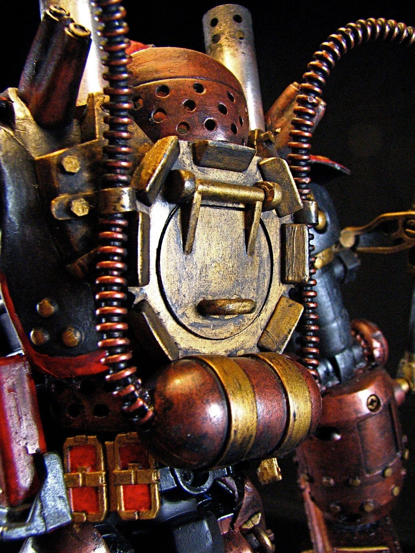 Стимпанк робот (7).JPG