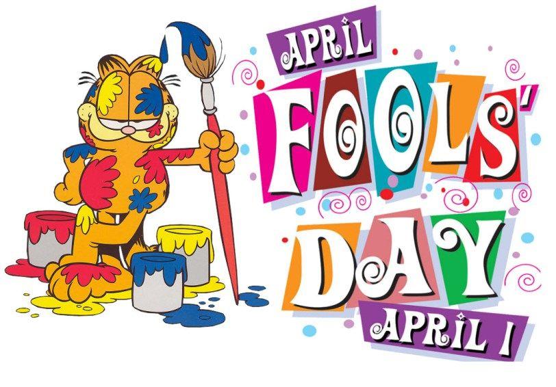 Wordpress Com The Fool April Fools April Fools Day